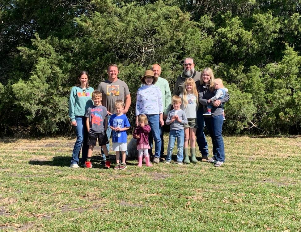 Thomas Turfgrass Thomas Family